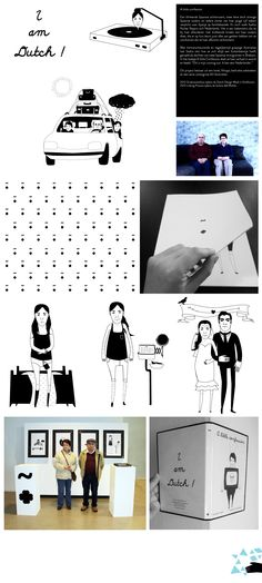 Collection of images about the the graduation project A little confession by @Studio Kontra