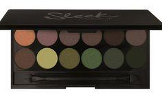 Sleek MakeUP Garden of Eden i-Divine. Availability: January 15th, 2014 at www.boots.com, www.sleekmakeup.com