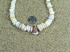 Hawaiian Puka Shell cone shell necklace Maui by beachgirlmaui, $160.00