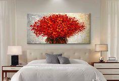 Pintura em tela, quadro Abstrato Moderno