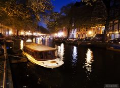 Amsterdam, would love to go. but would rather be anywhere but here now.