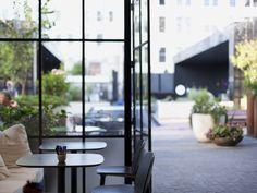 New eatery in Britomart, Auckland, NZ - Ortolana
