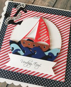Happy birthday naval card