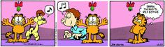 Garfield | Daily Comic Strip on December 23rd, 1988