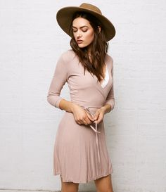 AEO dont ask why Wrap dress $44.95
