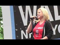 "Megan Hilty sings ""For Good"" - YouTube"