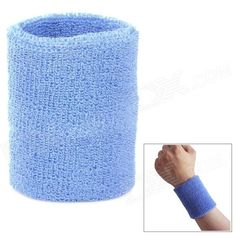 Great wristband for all sorts of outdoor sports; Sweat absorption http://j.mp/1v388AT