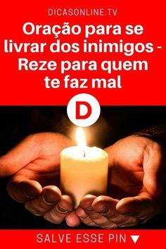 Oração proteção contra inimigos | Oração para se livrar dos inimigos - Reze para quem te faz mal | Orar para afastar o inimigo e trazer a paz... Amém!