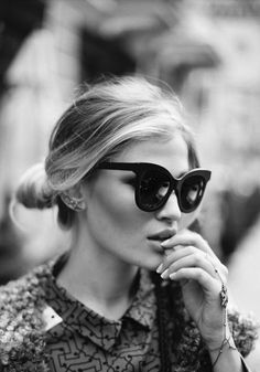 make a statement with sunglasses