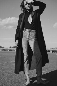 """senyahearts:  """" Andreea Diaconu by Annemarieke van Drimmelen in """"Eternally Yours"""" for Vogue Netherlands, October 2015  """""""