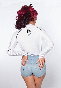 Original White Back Snikwah Icon- Back | Sizes: Women's S-XL
