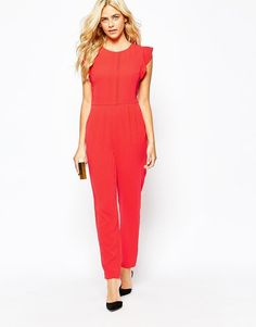 Oasis | Oasis Tailored Jumpsuit at ASOS