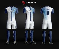 Team Uniforms Jerseys Sports Wear Fardamento 035c22c7da90f