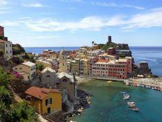 Photo prise dans la région des Cinque Terre (Italie), par Frod