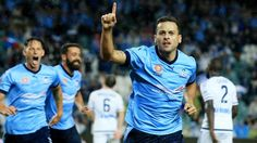 Getting closer every day ... #SydneyFC not far away from holding aloft the Premiers Plate. Story from Ray Gatt.