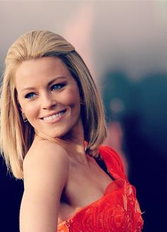 Elizabeth Banks played in The Hunger Games as the announcer. In the movie she had a super different look which made me realize she could be transformed also into the Queen of Hearts. Her acting skills in The Hunger games had a similarity to the acting of the Queen of Hearts. Both of these characters have a very brave and strong voice which give off to us that they can be the leader.