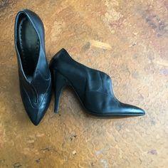 BCBGirls black high heels. Sz 8 Like new - worn 30 minutes. Perfect condition. BCBGirls Shoes Heels