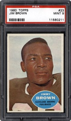 Image detail for -football cards 1960 topps
