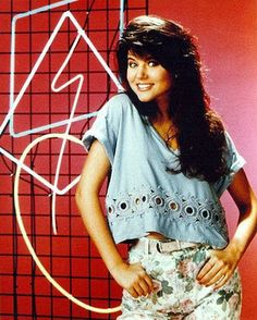 Saved by the Bell and Tiffani-Amber Thiessen