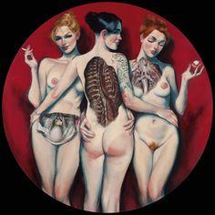 Venus | Fernando Vicente #painting