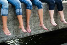 7 consejos para combatir la hinchazón y el cansancio en las piernas  Piernas livianas y deshinchadas para disfrutar del verano.         Foto:OHLALÁ!           /Pixabay
