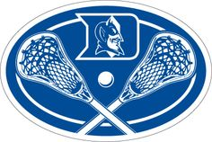 The Duck Shop - Fine Collegiate Apparel - Duke Lacrosse Euro Magnet. Need to replace the one I lost in the accident