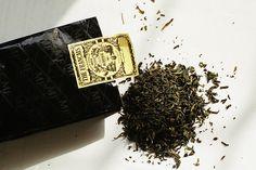mariage freres, choppy tea w/ flavoring oils, paris