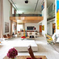 Malibu Residence by Fernanda Marques Arquitetos Associados.