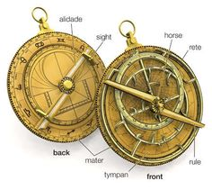 Old Astrolabe