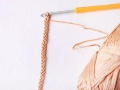 a crochet net bag Make a crochet net bag , Make a crochet net bag , Müslimuffins sind eine tolle Frühstücksidee für Kinder, die alles enthält w - - BARRADO EM CROCHÊ PRA TOALHA points de crochet a imprimer Filet Crochet, Crochet Diy, Crochet Basics, Crochet Stitches, Bag Pattern Free, Bag Patterns To Sew, Crochet Patterns, Knitting Paterns, Knitting Wool