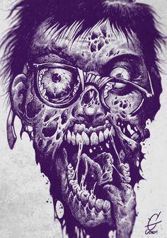 Geek Zombie - Geno75