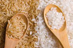 Riso Bianco O Integrale? Qual È Migliore? >>> http://www.piuvivi.com/alimentazione/riso-integrale-o-bianco-quale-il-migliore-meglio.html <<<