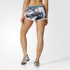 adidas - Run Palm Print Short