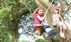 Children thrive on risky play: Climbing trees improves creativity