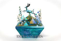 Extravaganza: Декорированная коробочка к вэбинару о кастомайзинге который уже сегодня;)