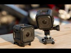 GoPro Hero4 Session: Does a small package still deliver? - Common Tread - RevZilla