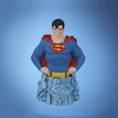 BATTERY OPERATED #SUPERMAN LED LIGHT-UP TABLETOP #SUPERMANLIGHTS #SUPERHEROES