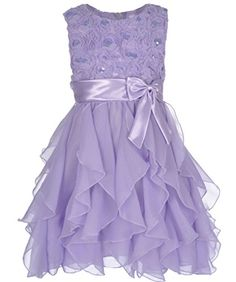 "American Princess Little Girls' ""Perfect Petals"" Dress - lilac, 6 American Princess http://www.amazon.com/dp/B00UGPKNHO/ref=cm_sw_r_pi_dp_DOXpvb0X8V4WD"