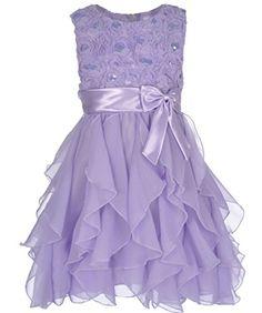"American Princess Little Girls' ""Perfect Petals"" Dress - lilac, 6 American Princess http://www.amazon.com/dp/B00UGPKNHO/ref=cm_sw_r_pi_dp_DOXpvb0X8V4WD"