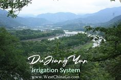 Dujiangyan Irrigation System Tours ChengDu WestChinaGo Travel Service www.WestChinaGo.com Tel:+86-135-4089-3980 info@WestChinaGo.com Chengdu, Irrigation, Tours, Mountains, Nature, Travel, Naturaleza, Viajes, Traveling