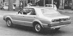 OG | 1970 Ford Taunus TC Mk1 | Running prototype.