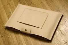 leather case detail