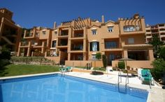 This 3 bedroom apartment at Oasis de la Paloma, La Duquesa, Manilva, Costa del Sol, Spain is for sale at €159000.  Click on the image for more information (S244)