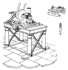 This milling machine built by James Nasmyth between 1829 & 1831 for milling the six sides of a hex nut using an indexing fixture. suggests that Whitney was among a group of contemporaries all developing milling machines at about the same time and that the others were more important to the innovation than Whitney was. Therefore, no one person can properly be described as the inventor of the milling machine.