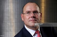 Randgold Resources Ltd Half Year Earnings Presentation Stock Pictures, Royalty-free Photos & Images London Stock Exchange, Chief Financial Officer, The Past, Presentation, Graham, Poses, Stock Photos, Pictures, Men