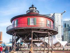 Don't miss these unconventional shoreline #Lighthouse beacons!    http://dennisharper.lnf.com/