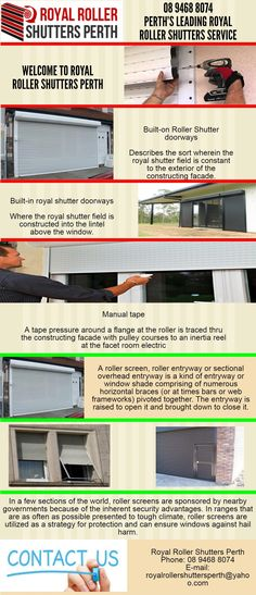 Looking for Cheapest Royal Roller Shutters in Perth? We offer best services. To know more contact us at 14 The Esplanade, PERTH WA 6000 or Call us at 894688074