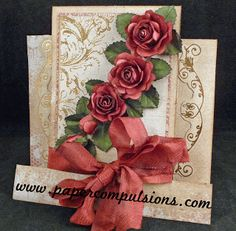 Paper Compulsions: More Grace  Step card