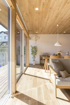 Japanese Modern House, Japanese Interior Design, Japanese Home Decor, Japanese Living Rooms, Minimalist Room, Minimalist Home Decor, Small House Design, Dream Home Design, Muji Home