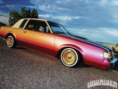 1984 Buick Regal lowrider